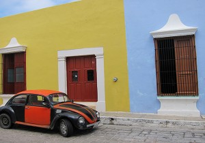 ruelle Campeche (Photo Heidi Lafeuil)
